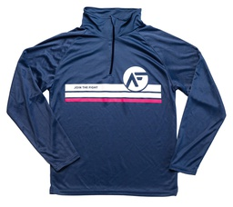 Long Sleeve Quarter Zip - 2018