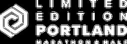 Limited Edition Portland Marathon