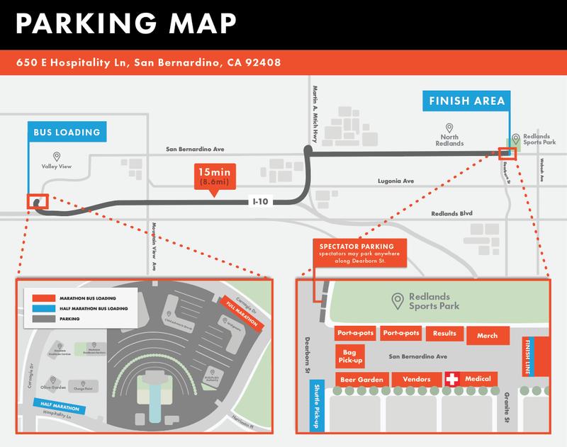 street map redlands ca