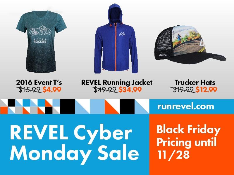 REVEL Cyber Monday