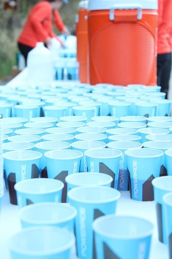 Aid Station Cups