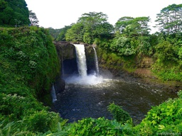 Kulia Waterfalls